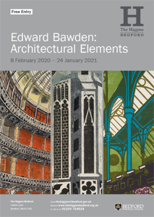 Bawden Poster - Architectural Elements